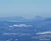 A mountain gap over into Vermont