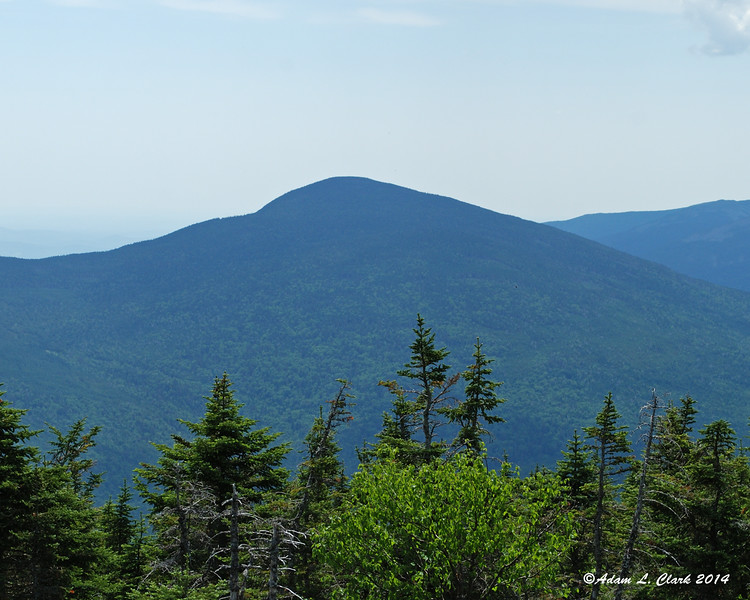 Spaulding Mountain.  The other of tomorrow's peaks