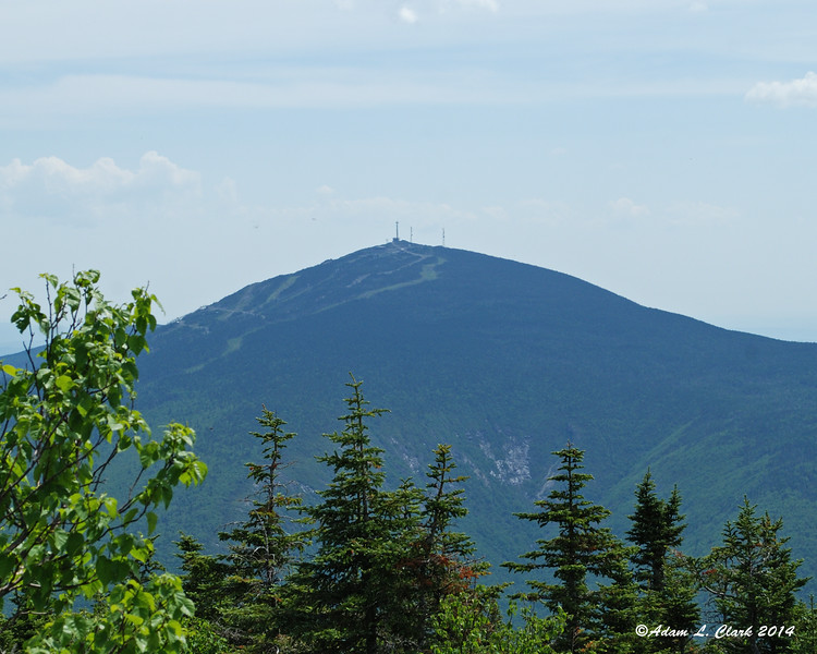 A closer look at Sugarloaf Mountain
