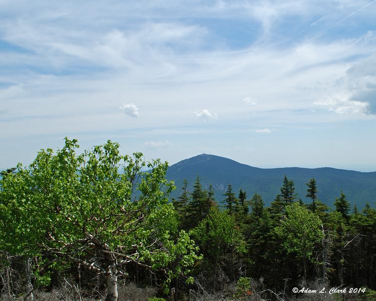 Sugarloaf Mountain.  One of tomorrow's peaks