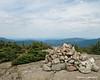 The summit of Mt. Jackson