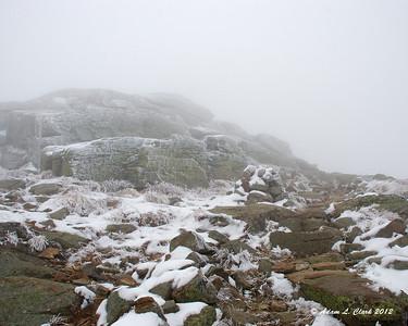 Franconia Range 10.09.2012