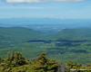 A gap in the mountains where route 17/116 runs through.  Bristol, VT is just on the other side