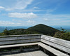 Being part of Sugarbush Resort, the summit of Mt. Lincoln has a platform so you can get above the trees