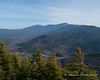 The Presidential Range to the north