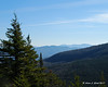 View Southeast towards Black Cresent Mountain