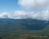 Mt. Moosilauke in the clouds