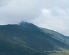 A closer look up the ridge