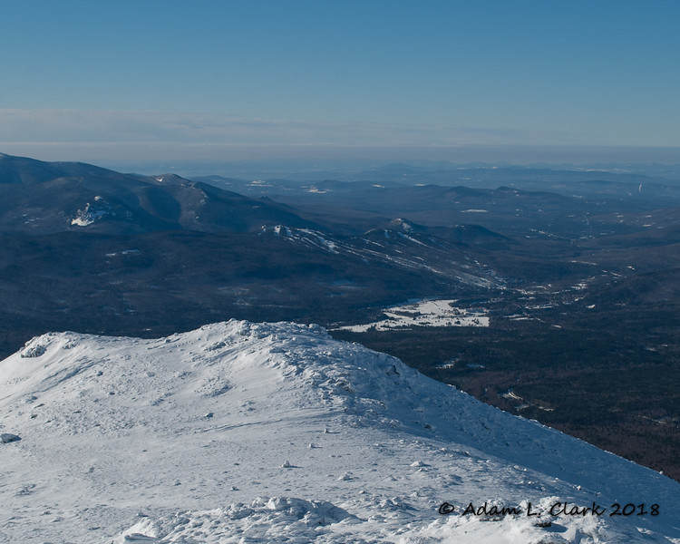 Bretton Woods to the west