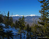 On the ledges you get more views over to the Presidential Range