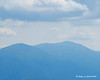 A hazy view of Mt. Jefferson(left) and Mt. Washington (right)