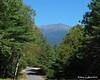 One last glimpse of Mt. Katahdin