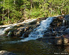 Some of the lower cascades along the Basin-Cascades Trail