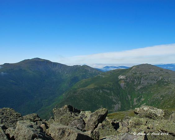 New England 4000+ ft Mountains