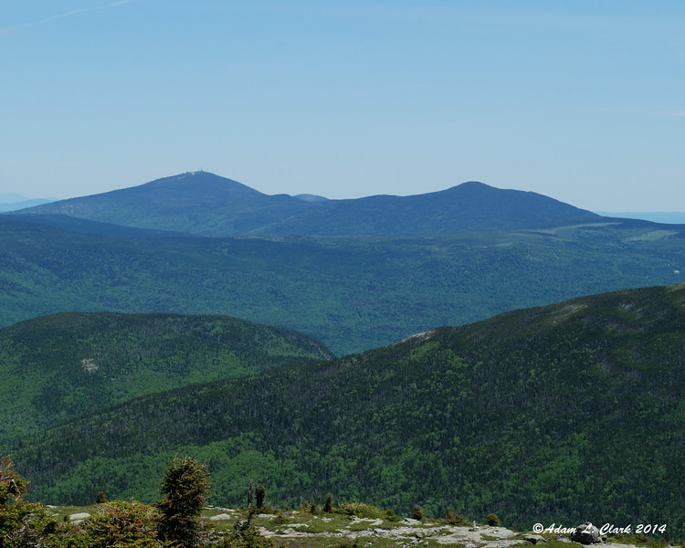 Sugarloaf Mountain and Spaulding Mountain