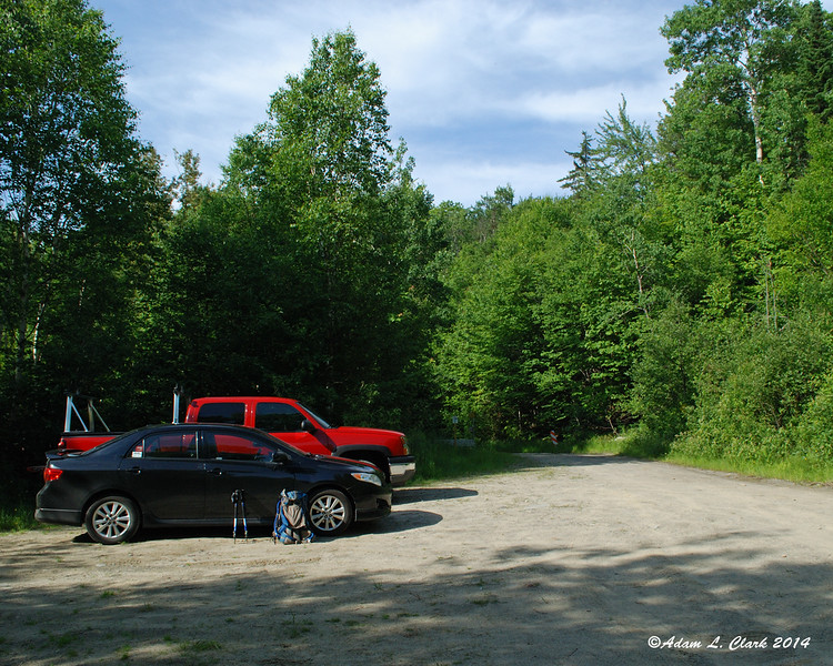 """This looks vaguely <a href=""""http://sdways01.smugmug.com/New-England-4K/Crockers-Redington/"""">familiar</a>.  I parked here yesterday as well"""