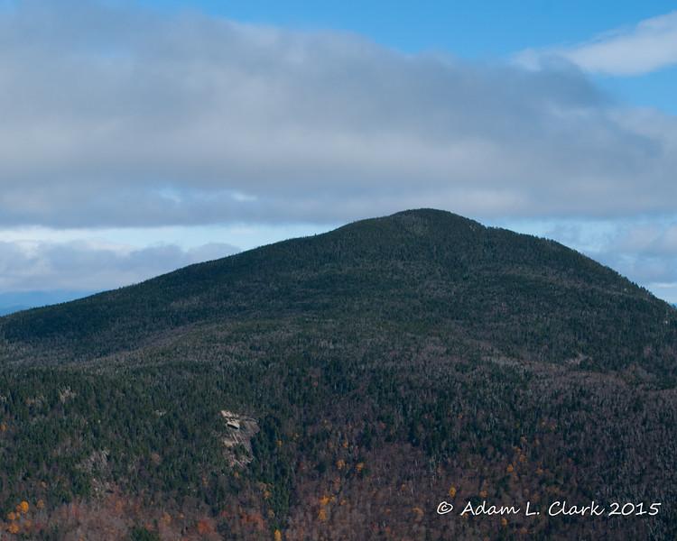 A closer look at Mt. Passaconaway