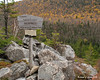 Where the Zeacliff Trail turns off, you enter the Pemigewasset Wilderness area