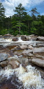 Swift River Cascades, Albany, New Hampshire  (082219)