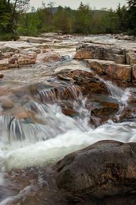 Swift River at Dusk, Albany, NH