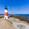 Sankaty Head Lighthouse - Nantucket, Massachusetts