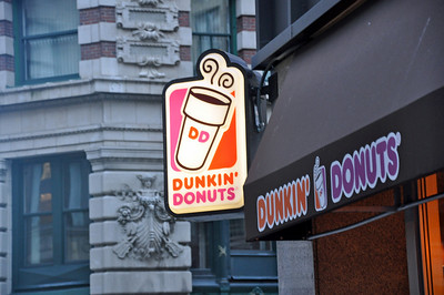 Dunkin Donuts on State Street