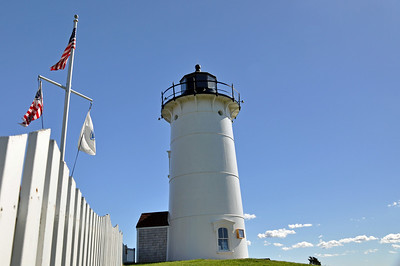 Nobska Light at Woods Hole, Ma