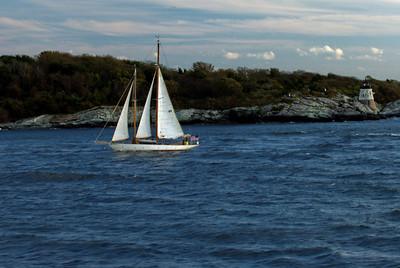Sailboat Newport