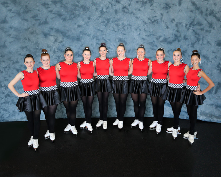 RED AND BLACK TEAM Final