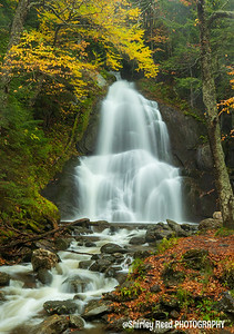 Warren Vermont waterfall