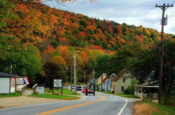New England Foliages