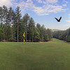 14th hole Indian Mound Golf Club in Center Ossipee, New Hampshire USA