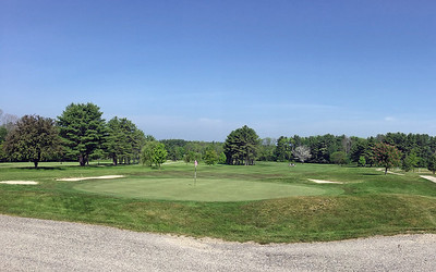 Kingswood country club in Wolfboro, New Hampshire USA
