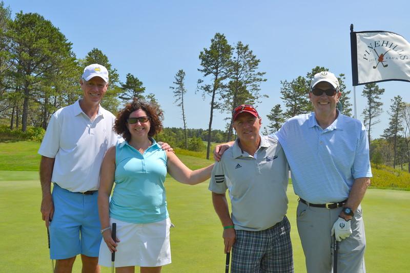 2016 CoreNet New England Golf Tournament - July 12, 2016