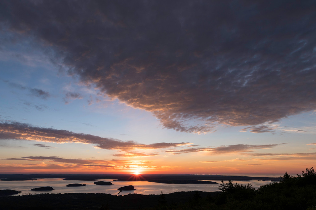 Cadillac Mountain Sunrise_8870