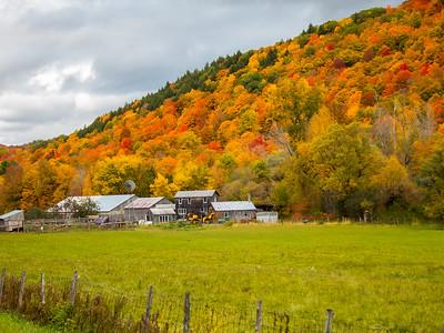 Farm in the White Mountains