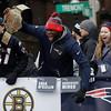 Super Bowl Patriots Parade Football
