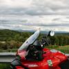 Ducati Multistrada in Vermont