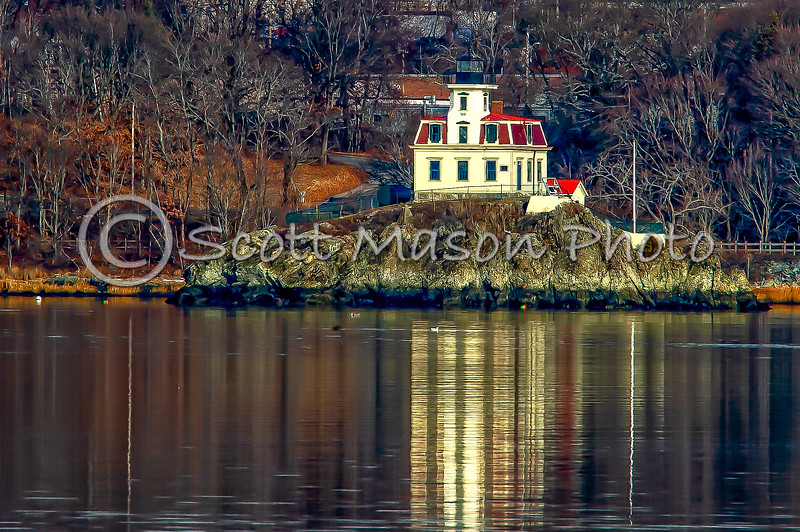 Pomham Rocks Lighthouse, East Providence, RI