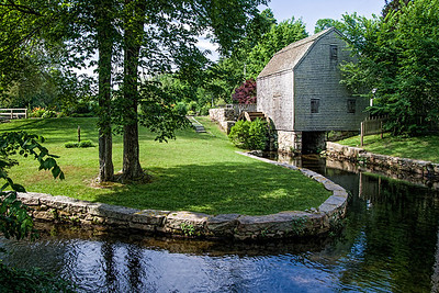 Sandwich Grist Mill