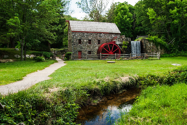 The Grist Mill at Longfellows Wayside Inn