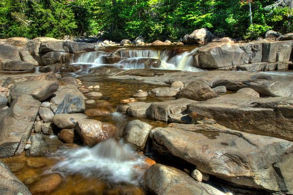 Lower Falls, White Mtn National Park