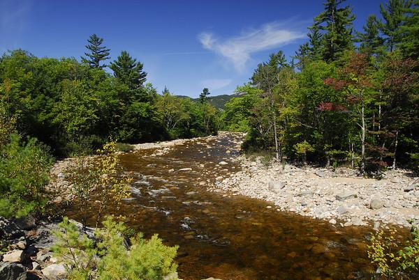 Swift River, Kangamangus Hwy, White Mtns, NH