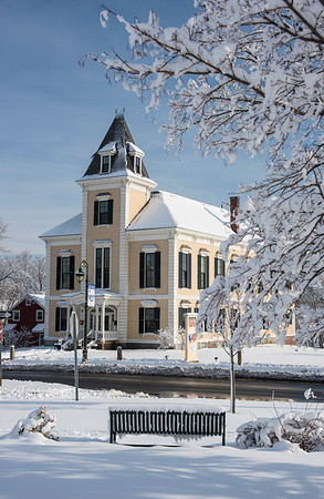 Chelmsford Center for the Arts - Winter
