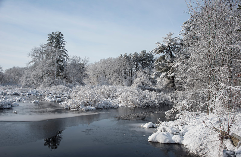 River Meadow Brook - Winter