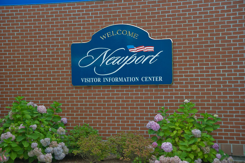 A day at Newport RI