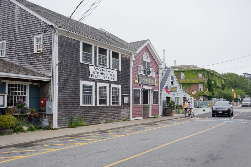 A visit to Woods Hole