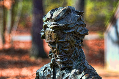 Henry David Thoreau , Walden Pond State Reservation,  Concord, Ma  http://www.mass.gov/dcr/parks/walden/index.htm