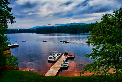 Green's Basin, Lake Winnipesaukee,