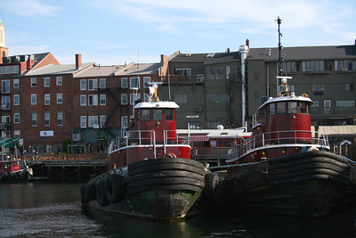 Home of the Moran Tugs